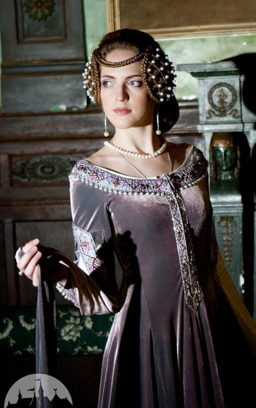 Plus size victorian dress - PlusLook.eu Collection