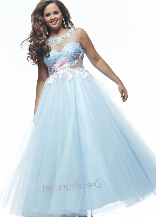 Plus Size Ball Gown Prom Dresses Pluslookeu Collection